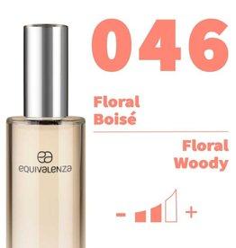 Equivalenza Eau de parfum Floral Boisé 046