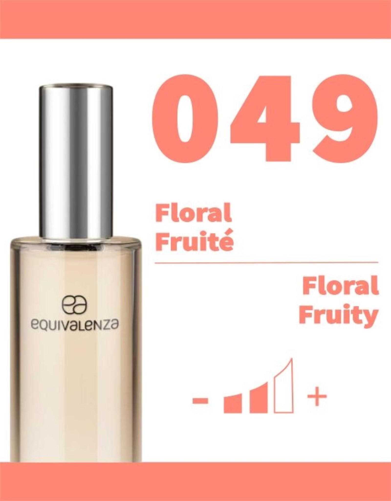 Equivalenza Floral Fruité 049