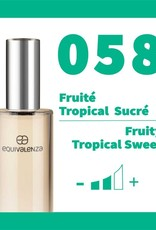 Equivalenza Fruité Tropical Sucré 058