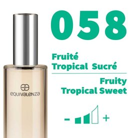 Equivalenza Fruity Tropical Sweet 058
