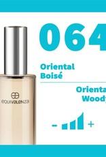 Equivalenza Eau de Parfum Oriental Boisé 064