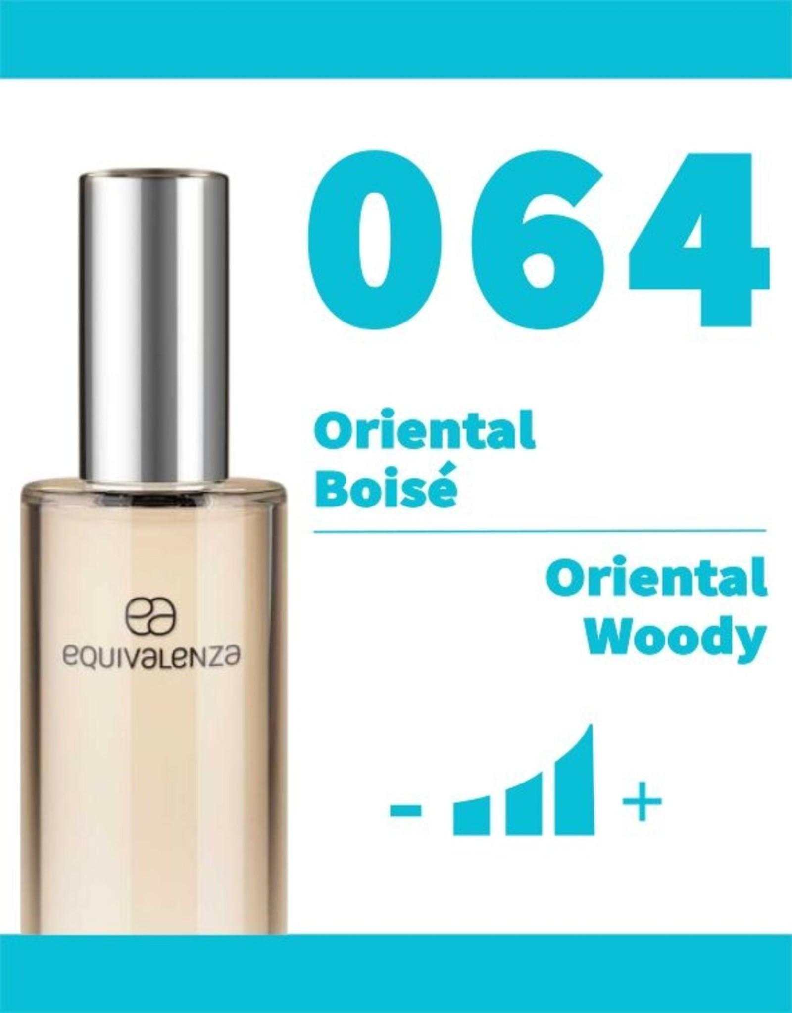 Equivalenza Oriental Woody 064