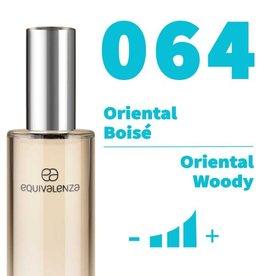 Equivalenza Eau de Parfum Oriental Woody 064
