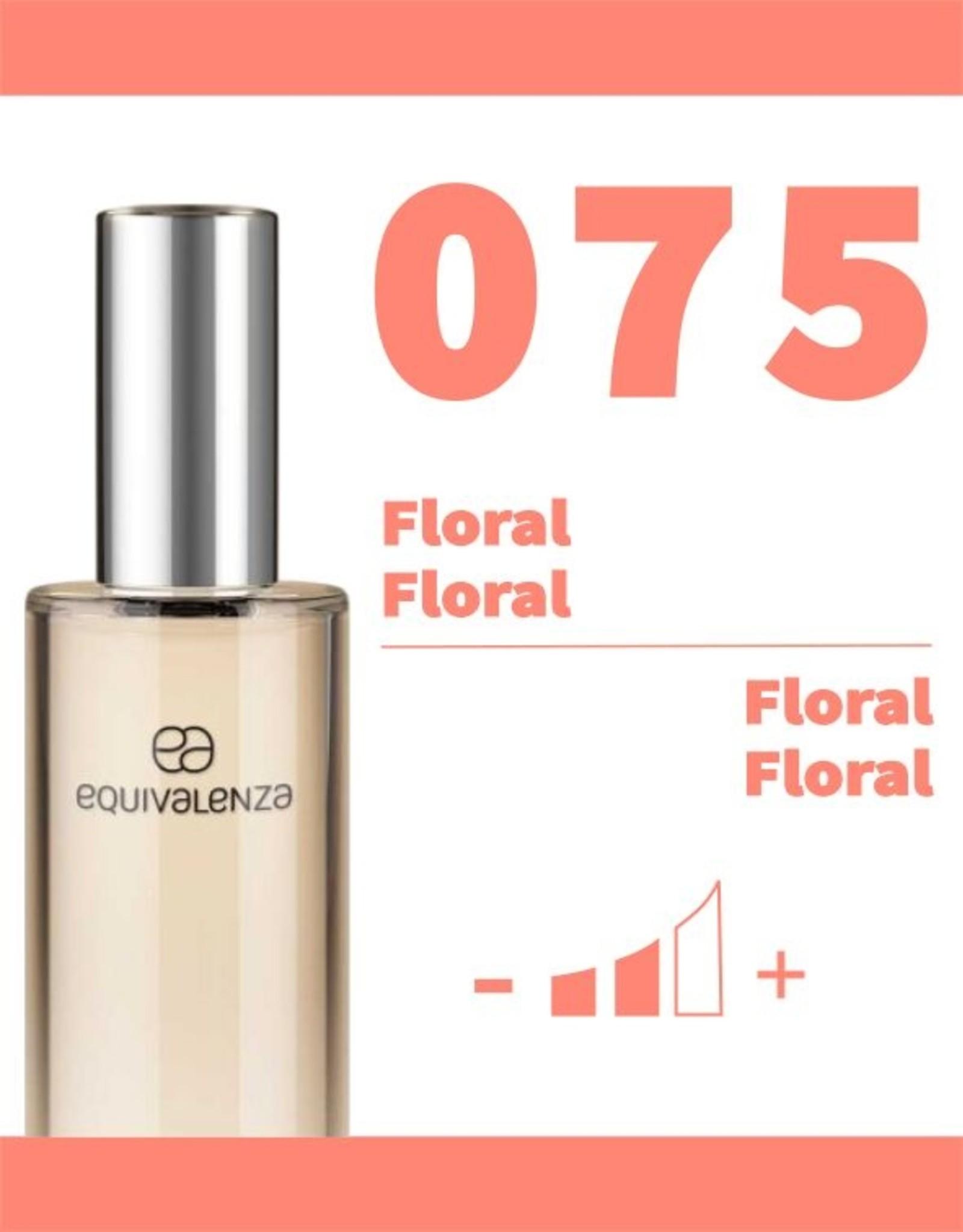 Equivalenza Eau de Parfum Floral Floral 075