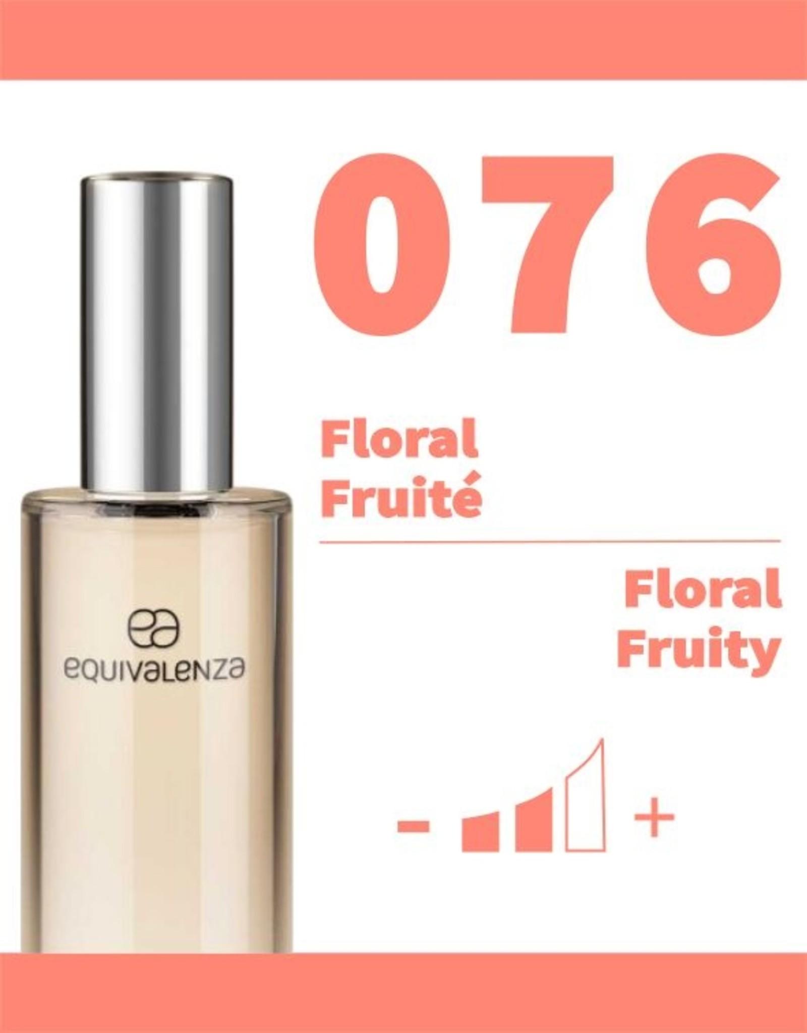 Equivalenza Eau de Parfum Floral Fruité 076