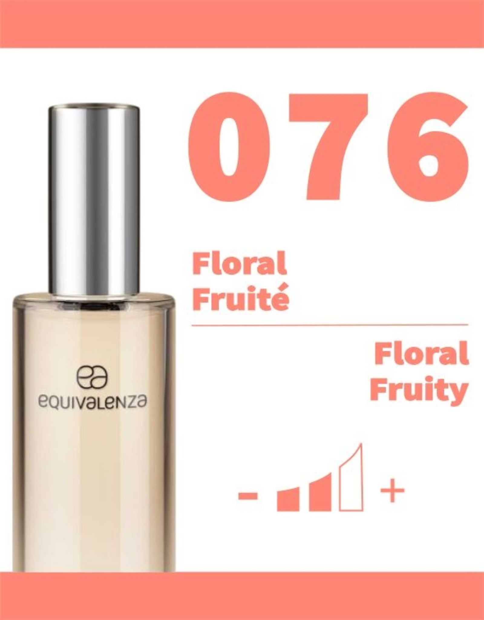 Equivalenza Floral Fruité 076