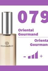 Equivalenza Oriental Gourmand 079