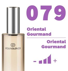 Equivalenza Eau de Parfum Oriental Gourmand 079