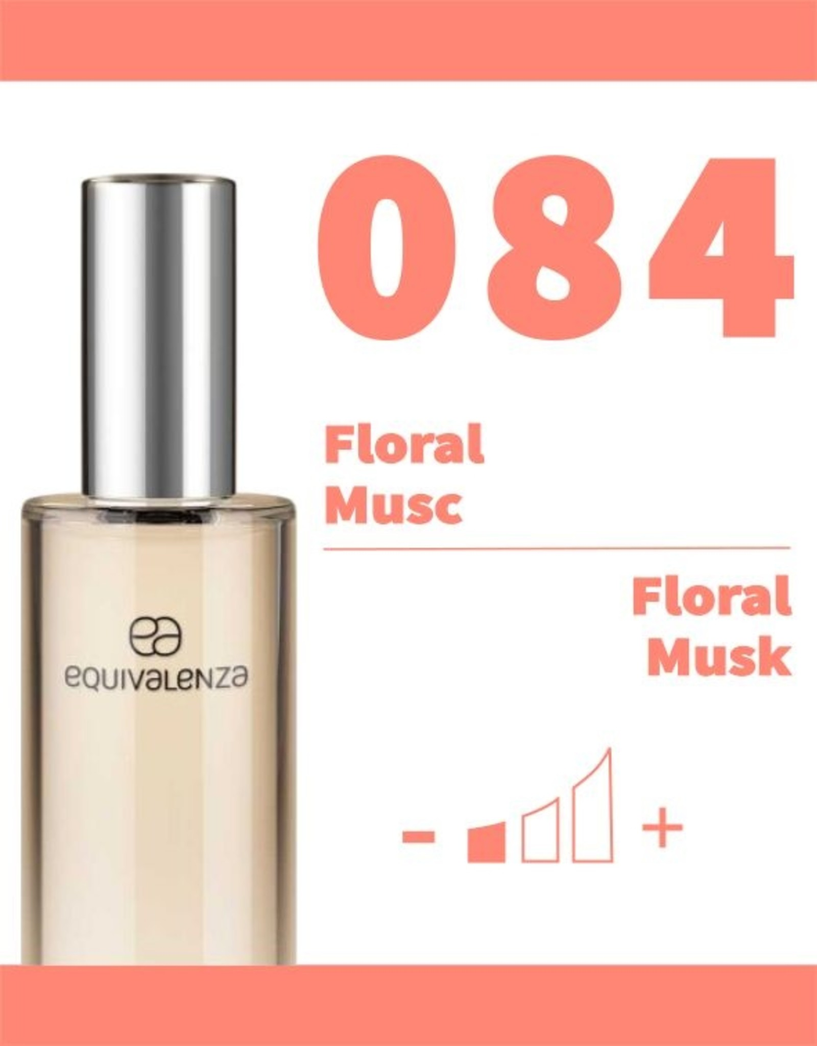 Equivalenza Floral Musk 084