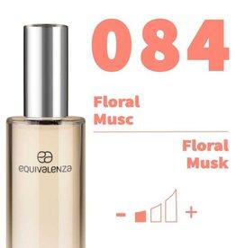 Equivalenza Eau de Toilette Floral Musk 084