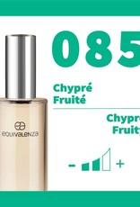 Equivalenza Eau de Parfum Chypre Fruity 085