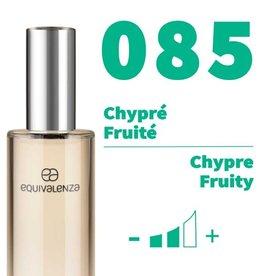 Equivalenza Eau de Toilette Chypre Fruity 085