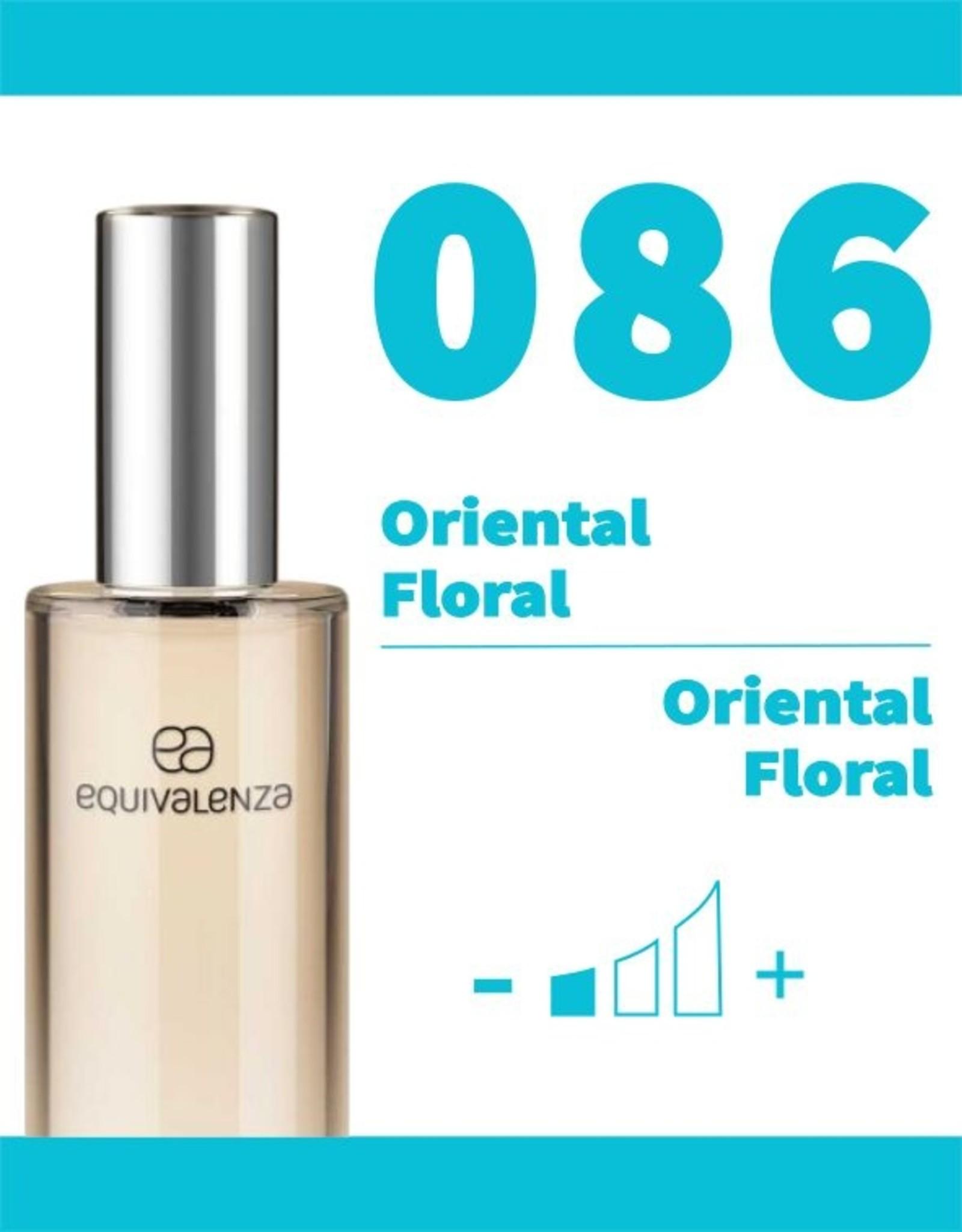 Equivalenza Oriental Floral 086