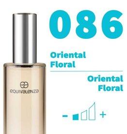 Equivalenza Eau de Parfum Oriental Floral 086