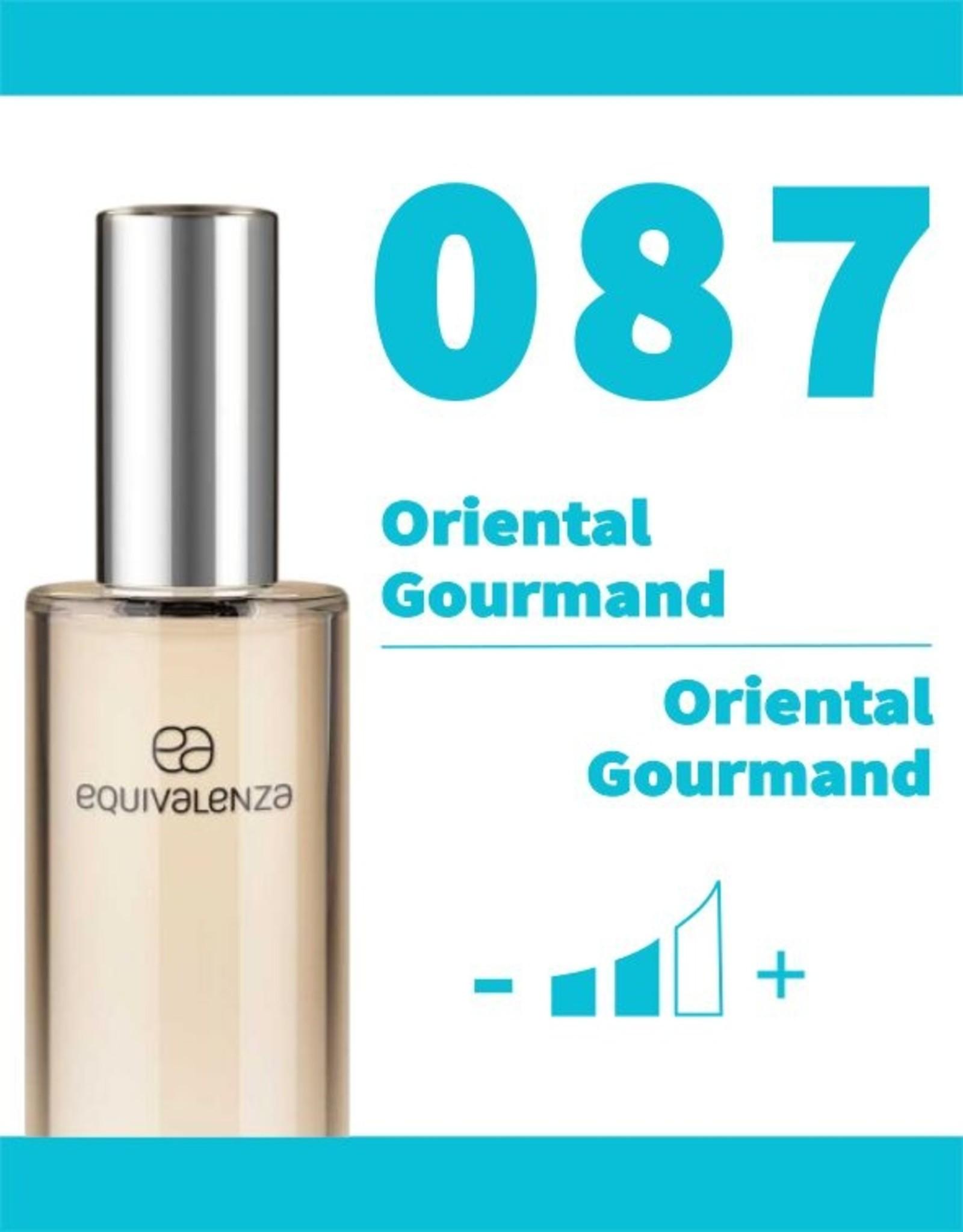 Equivalenza Eau de Parfum Oriental Gourmand 087