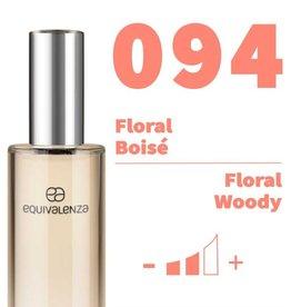 Equivalenza Eau de parfum Floral Boisé 094