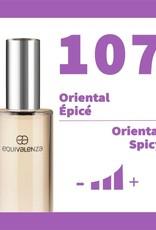 Equivalenza Oriental Épicé 107