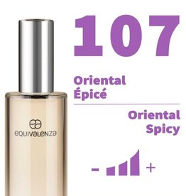 Equivalenza Oriental Spicy107