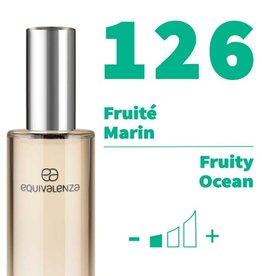 Equivalenza Eau de Toilette Fruité Marin 126