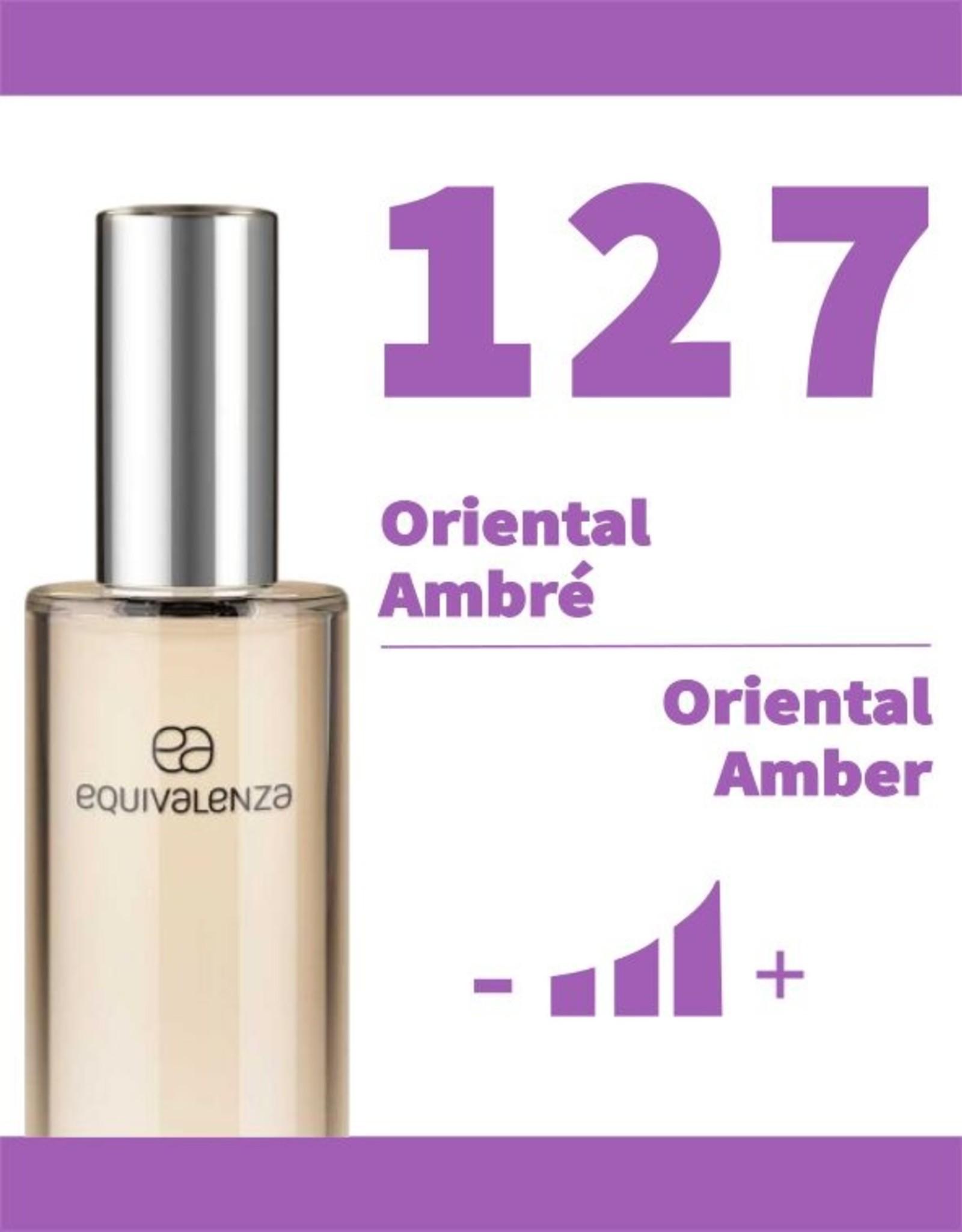 Equivalenza Oriental Amber 127
