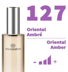 Equivalenza Eau de Parfum Oriental Ambré 127