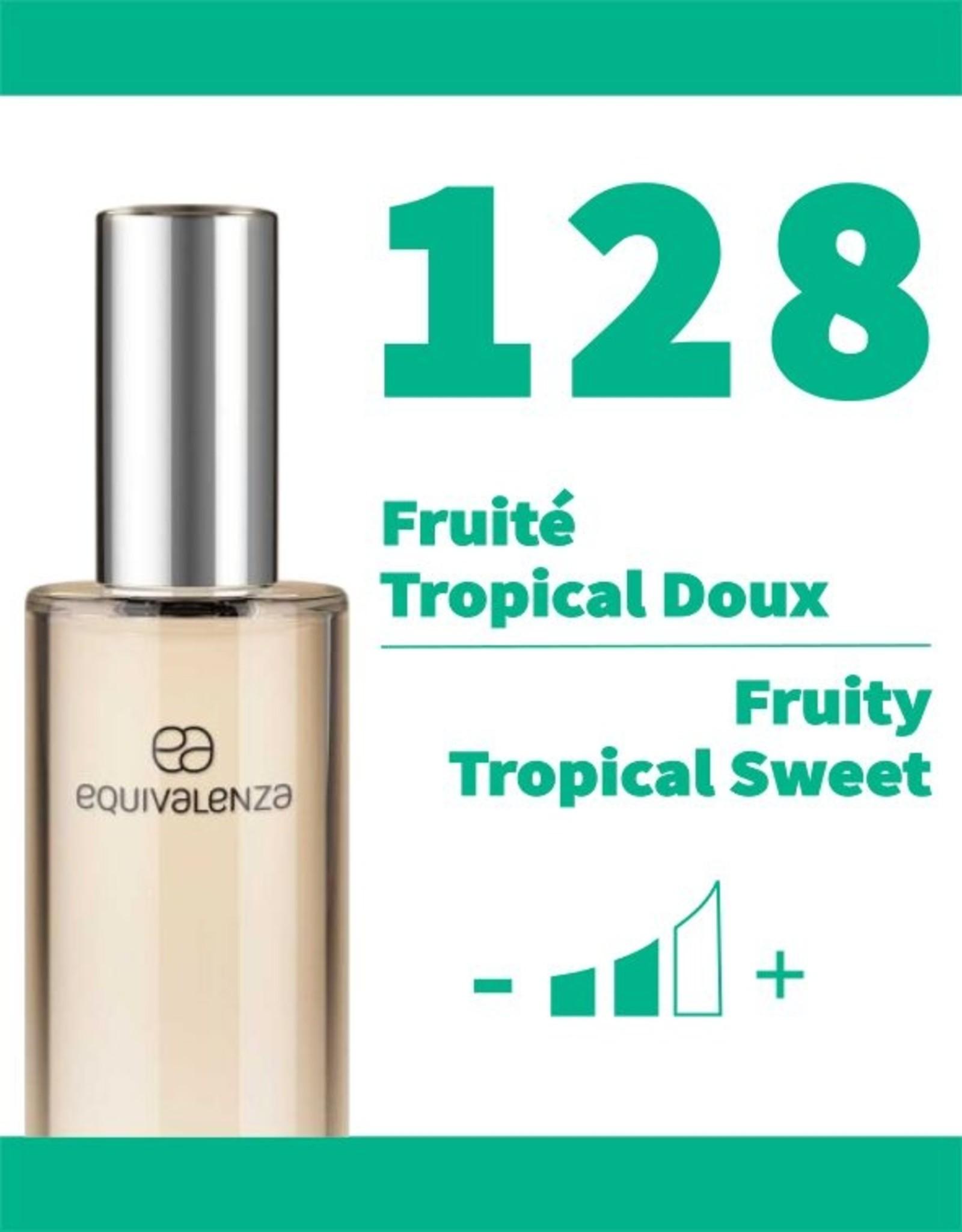 Equivalenza Eau de Toilette Fruité Tropical Doux 128
