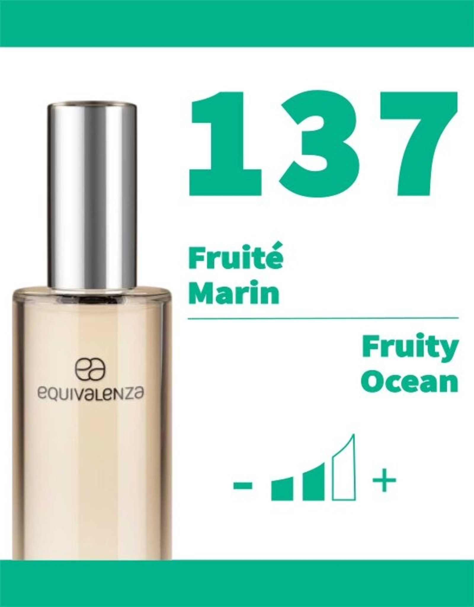 Equivalenza Fruity Ocean 137