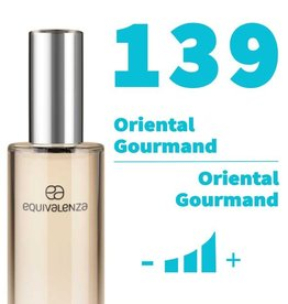 Equivalenza Oriental Gourmand 139