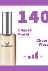 Equivalenza Chypré Floral 140