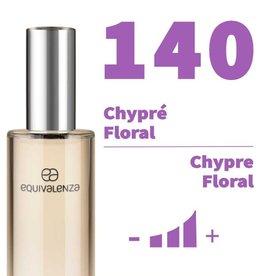 Equivalenza Eau de Parfum Chypré Floral 140