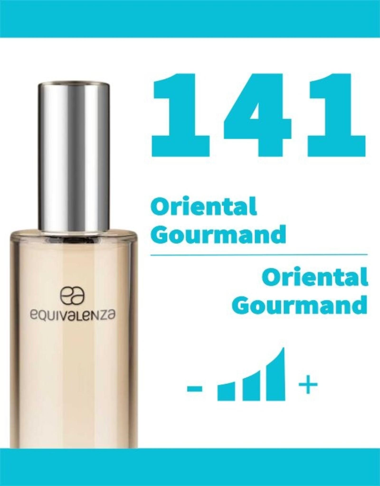 Equivalenza Eau de Parfum Oriental Gourmand 141