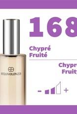 Equivalenza Chypré Fruité 168