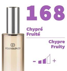 Equivalenza Eau de Parfum Chypre Fruity 168