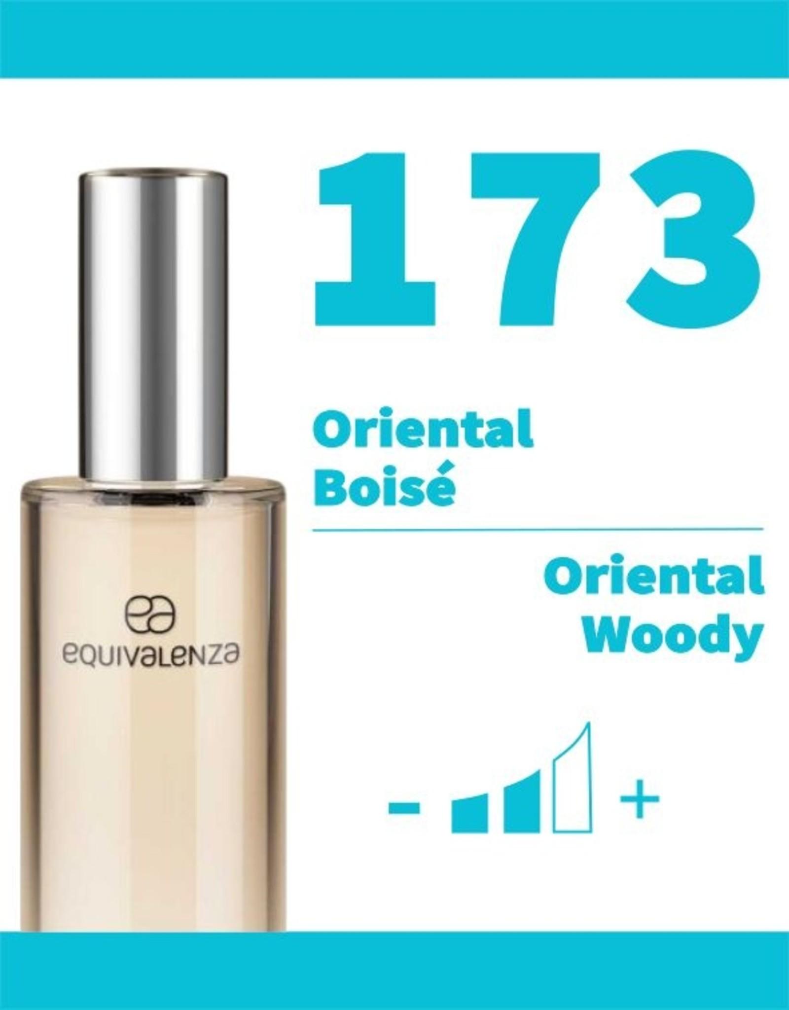 Equivalenza Eau de Toilette Oriental Woody 173