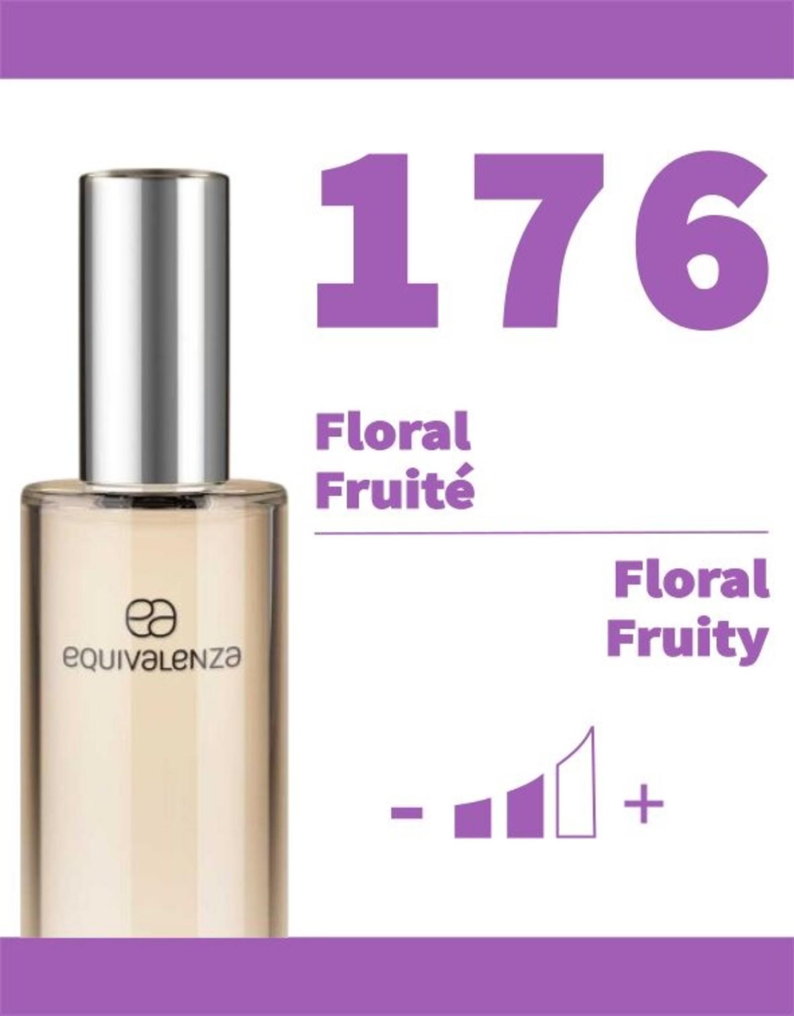 Equivalenza Eau de Toilette Floral Fruity 176