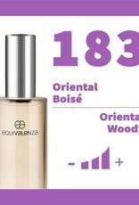 Equivalenza Eau de Parfum Oriental Boisé 183