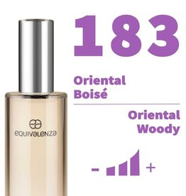 Equivalenza Oriental Woody 183