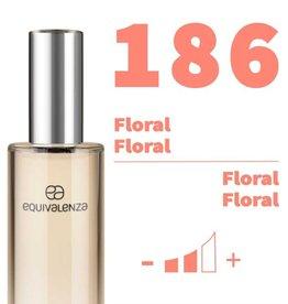 Equivalenza Eau de Parfum Floral Floral 186