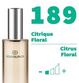 Equivalenza Citrus Floral 189