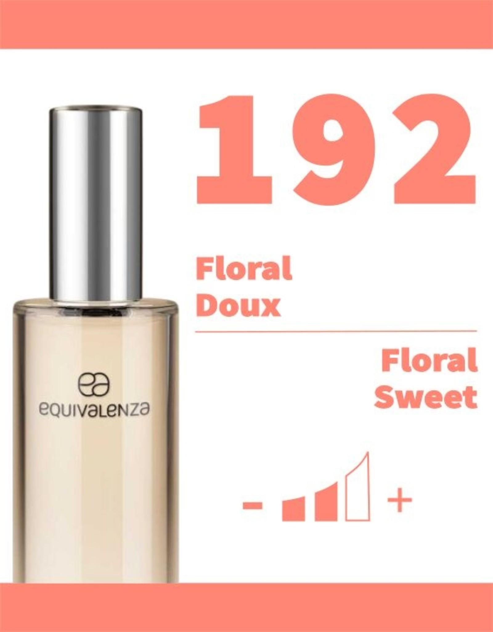 Equivalenza Eau de Parfum Floral doux 192