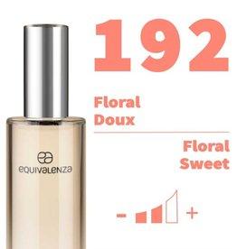 Equivalenza Floral doux 192