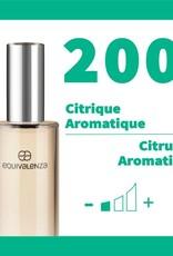 Equivalenza Eau de Toilette Citrique Aromatique 200