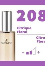 Equivalenza Eau de Toilette  Citrus Floral 208