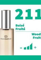 Equivalenza Eau de Toilette Boisé Fruité 211