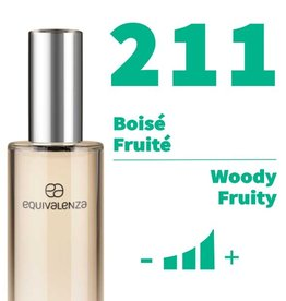 Equivalenza Woody Fruity 211