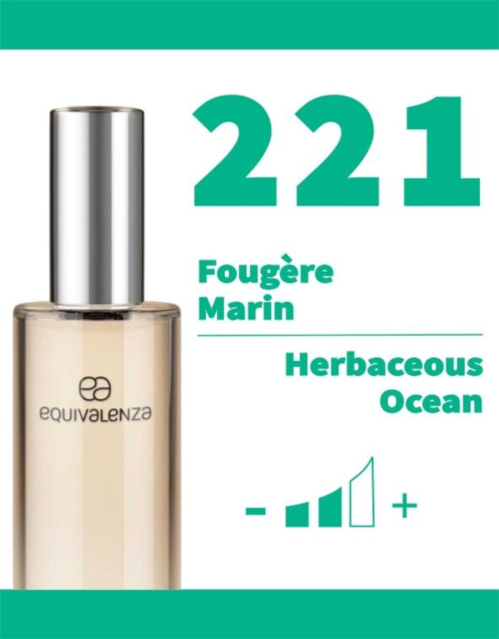 Equivalenza Eau de Toilette Fougère Marin 221