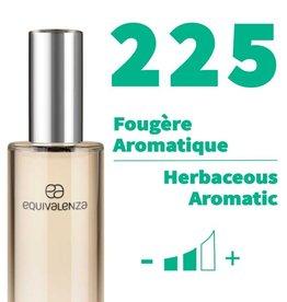 Equivalenza Eau de Toilette Herbaceous Aromatic 225