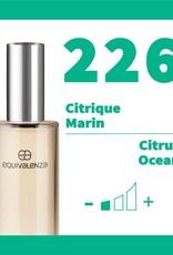 Equivalenza Eau de Toilette Citrus Ocean 226
