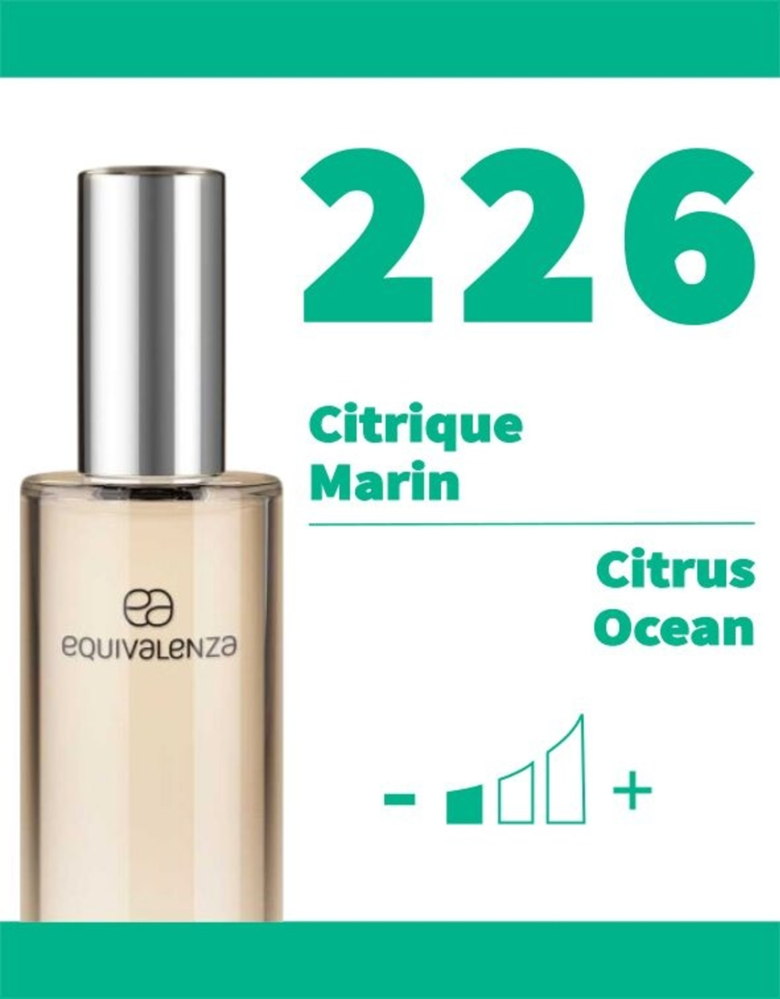 Equivalenza Citrus Ocean 226