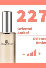 Equivalenza Eau de Toilette Oriental Amber 227